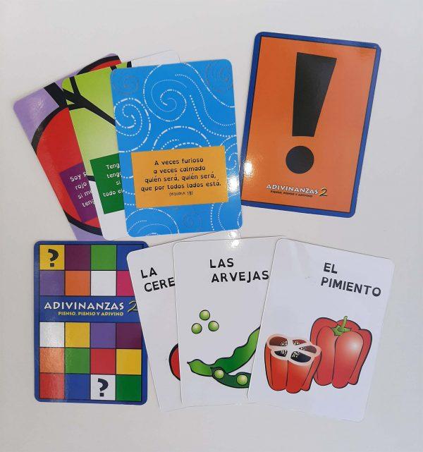 Juego de Cartas Eco Amigables